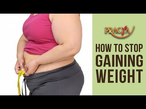 Health Tips- How To Stop Gaining Weight- Dr. Rashmi Bhatia (Dietitian)