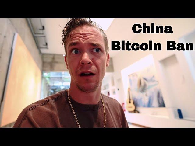 China Vs Bitcoin - News = Noise - BULLISH!