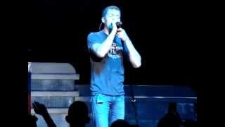 3 Doors Down - Goodbyes (Live In Moscow Russia - 31 May 2013)