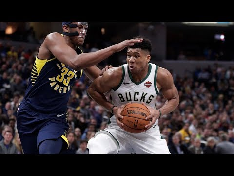 Bucks use big fourth-quarter rally to beat Pacers 106-97