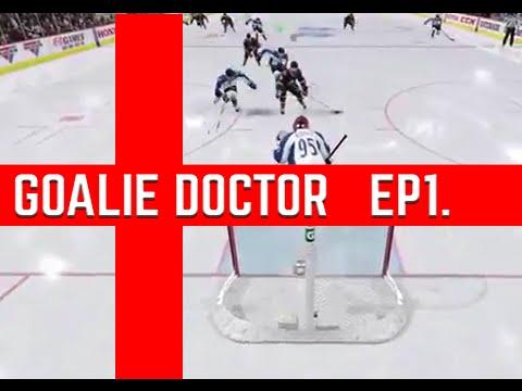 Goalie Doctor NHL 16 – Episode 1