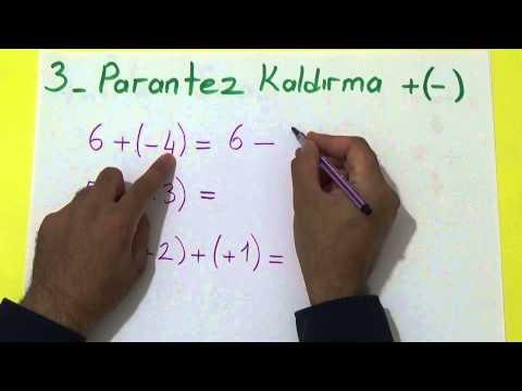Temel Matematik Şenol Hoca Matematik