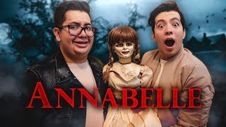 Atrapados con la Muñeca Annabelle por 1 HORA | SKabeche