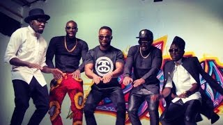 SAUTI SOL Ft IYANYA - Sura Yako REMIX (Official Music Video)