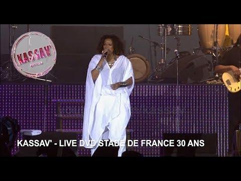 KASSAV' - LIVE STADE DE FRANCE - MEDLEY ZOUK-LOV - 30 ANS