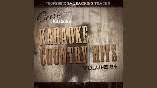 Don't Touch My Willie (Originally Performed by Kevin Fowler) (Karaoke Version)