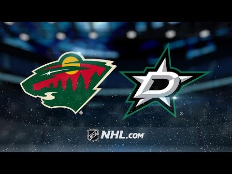 Minnesota Wild vs Dallas Stars - Oct.19, 2018 | Game Highlights | NHL 2018/19 | Обзор Матча | Хоккей