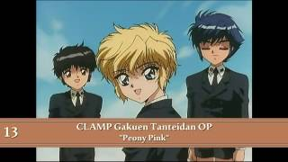 Hello everyone, I've decided to post some TOP of anime song (not ev...