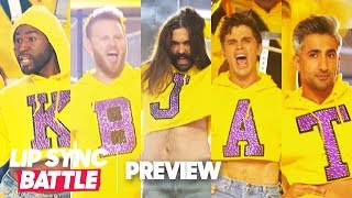 "The Queer Eye Fab 5 Slays ""Grown Woman"" by Beyoncé 