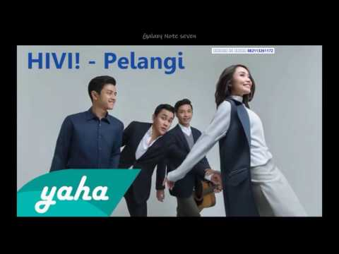 HIVI! - Pelangi - lirik video - repost by reriz - AIP - 53 - 082113261172