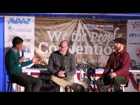 Morality and Big Money - We The People Convention 2-7-16