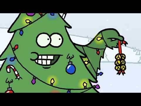 Eine kurze lustige Weihnachtsgeschichte