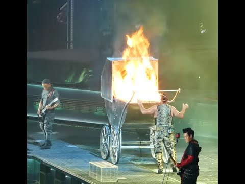 Rammstein kick off 2019 Euro tour in Germany + setlist/video/pics..!