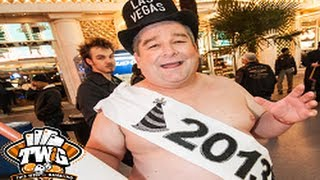 Great Santa Run & New Years on Fremont Street
