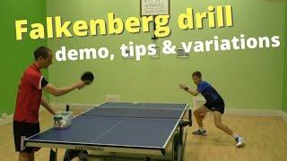 Falkenberg drill - demo, tips & variations