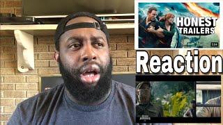 Honest Trailer Jurassic World: Fallen Kingdom Reaction