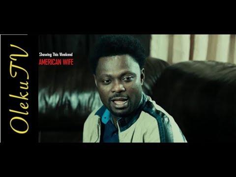AMERICAN WIFE - Latest Yoruba Movie 2017 Starring Kunle Afod   Helen Paul