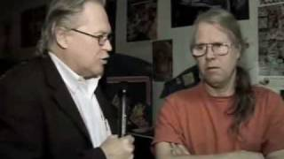 John C. Dvorak visits the Pinball Hall of Fame