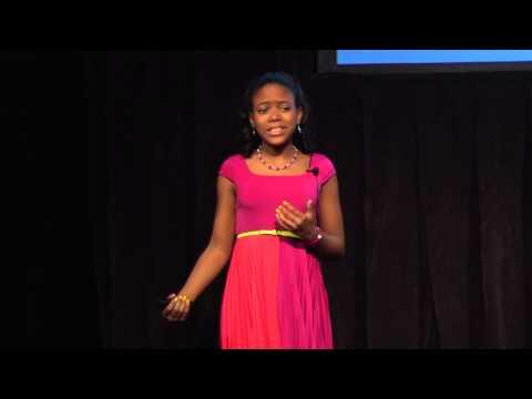 The Making of A Young Entrepreneur: Gabrielle Jordan Williams at TEDxRockCreekPark