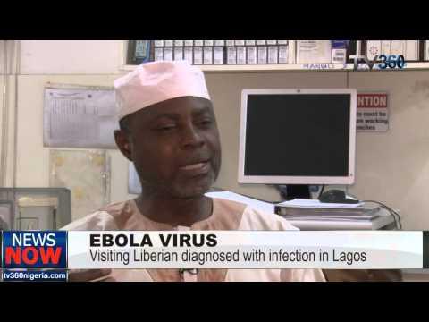 Virologist says Ebola virus now in Nigeria as infected Liberian dies in Lagos
