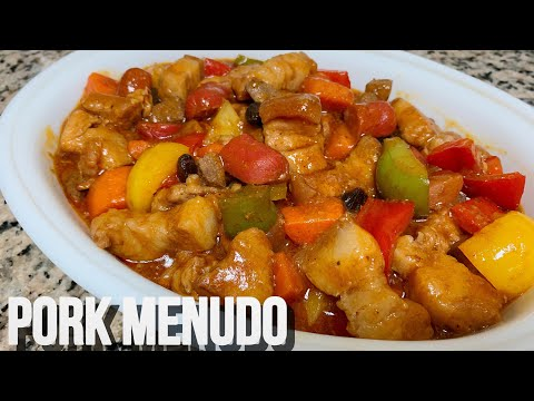 HOW TO COOK | PORK MENUDO RECIPE | FOR ANY OCCASIONS | ASMR COOKING By Luto Ni Nanay #14