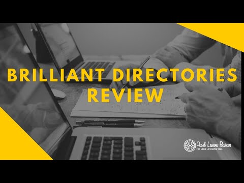 Brilliant Directories Review   Directory Website