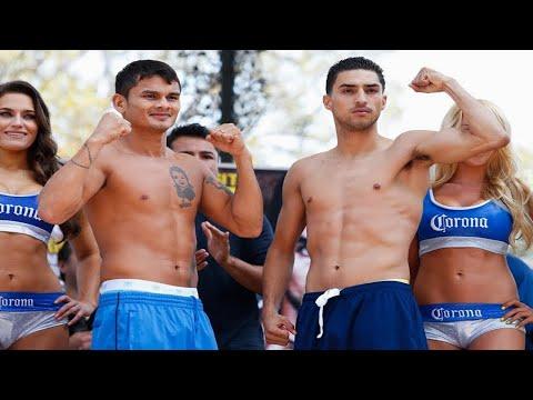 Marcos Maidana vs Josesito Lopez - Highlights (SLUGFEST & KNOCKOUT)