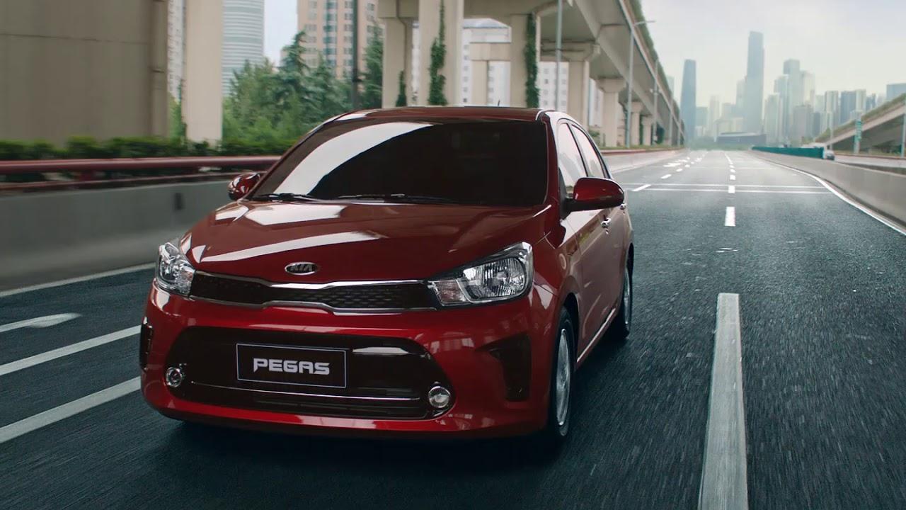 Pegas Reveal Kia Motors Qatar Youtube