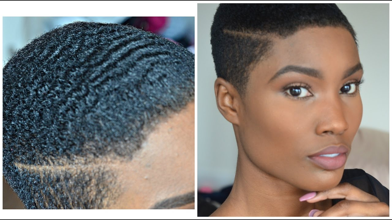 My Natural 4c Hair And How To Get Waves Routine Youtube