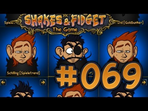 Shakes And Fidget Tipps Magier