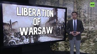 Warsaw still questioning USSR's role, 75 years after liberation
