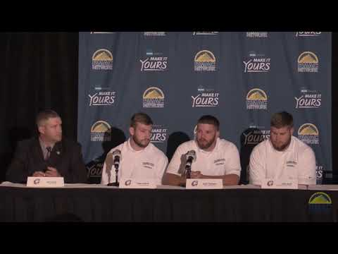 Chadron State Press Conference