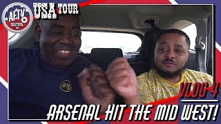 Arsenal Hit The Mid West! | AFTV USA Vlog Day 4 in Denver, Colorado
