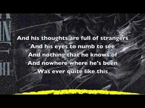 a-ha - Train of thought | 1985 |HQ & Lyrics