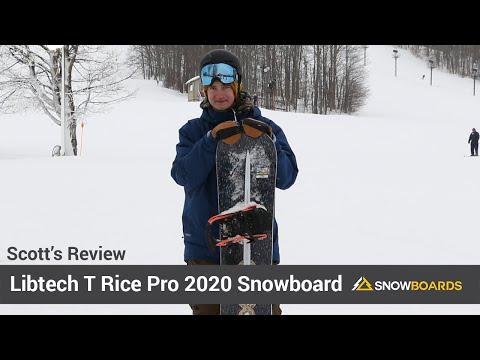 Scott's Review-Libtech T.Rice Pro Snowboard 2020-Snowboards.com