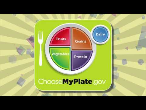 FIT KIDS Episode 66: My Plate Food Groups