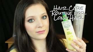 Hair Care Routine for Longer Hair Thumbnail