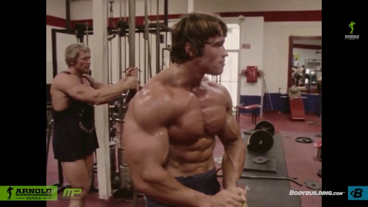 37ec588fc8a1c Arnold Schwarzenegger olympia bodybuilding motivation 2015 - YouTube