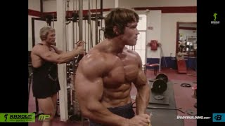 Arnold Schwarzenegger olympia bodybuilding motivation 2015 thumbnail