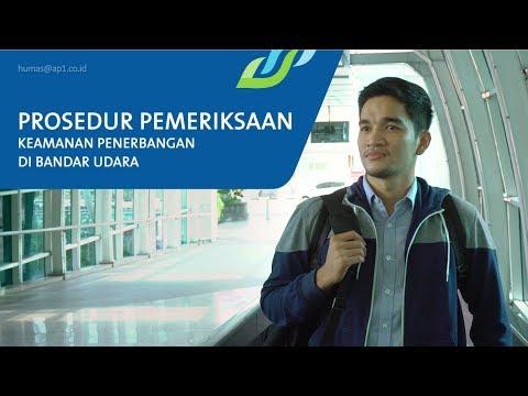 Wajib Tahu! Prosedur Pemeriksaan Keamanan Penerbangan di Bandar Udara