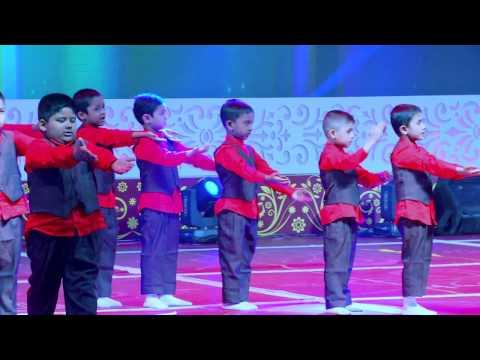Peace International School Lalmatia  Annual day  2016 Naseed SubhanAllah Part 25