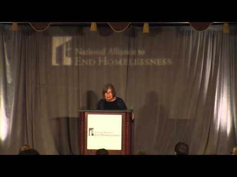 National Alliance to End Homelessness Conference Keynote: Barbara Ehrenreich