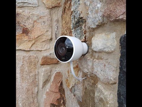 Installing Outdoor Nest Camera