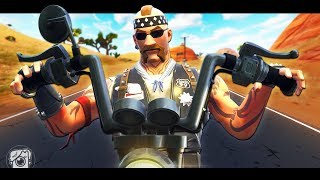 NEVER STEAL FROM THE BIKERS!!! *NEW SKIN* - A Fortnite Film