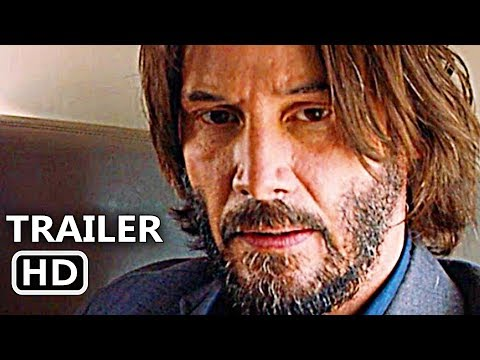DESTINATION WEDDING Official Trailer (2018) Keanu Reeves, Winona Ryder, Romance Movie HD