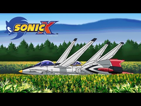 [OFFICIAL] SONIC X Ep12 - Beating Eggman Part1