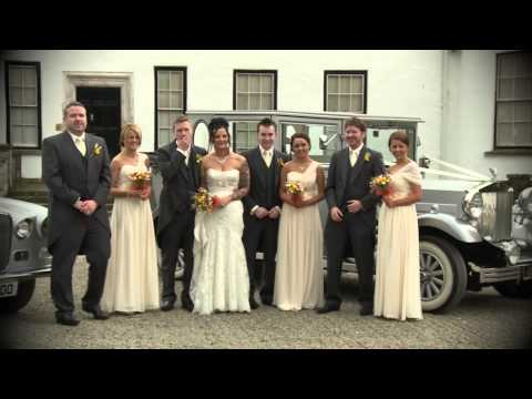 Stephen & Anne-Marie Tennyson's Wedding Day Highlights