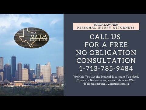 Construction Accidents Lawyers - Houston, Tx 77477 | Maida Law Firm - Free Consulation 1-713-785