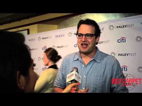 Andrew Kreisberg at PALEYFEST LA 2015 for Arrow and The Flash Event #PaleyFest