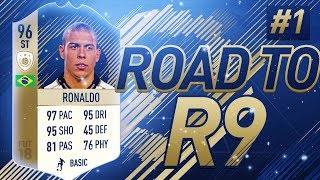 Road to R9 #1 - FIFA 18 Trading Series (MAKING OUR FIRST 10K!)
